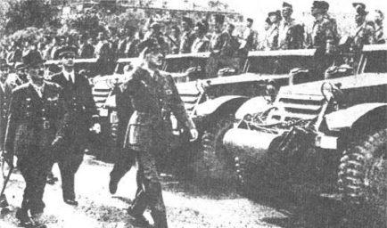 9ª Compañía del Regimiento de la Marcha del Chad Gaulle10