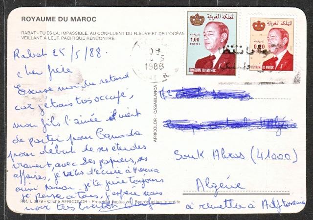 Tarifs postaux du Maroc de 1980 à 2000 Sans_t42
