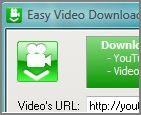 Easy Video Downloader 1.3 Easy_d10