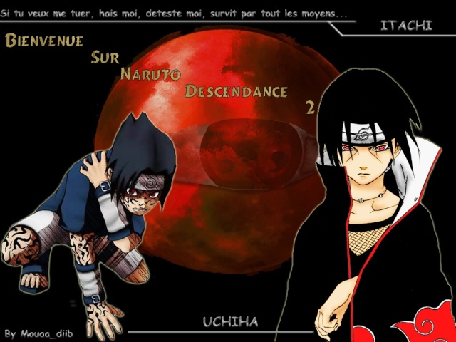 Naruto descendance 2