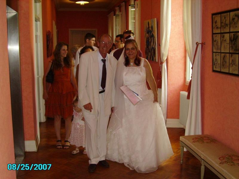 MOI  DAUPHINOIS  VOICI  QUELQUES  PHOTOS  DE  MON  MARIAGE Mariag17