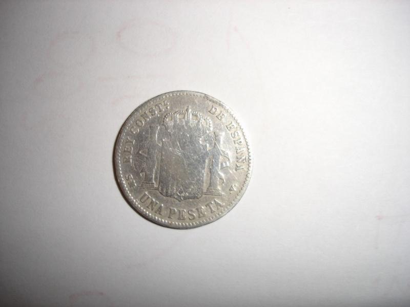 1 Peseta de Alfonso XIII (Madrid, 1900 d.C) Alexno10