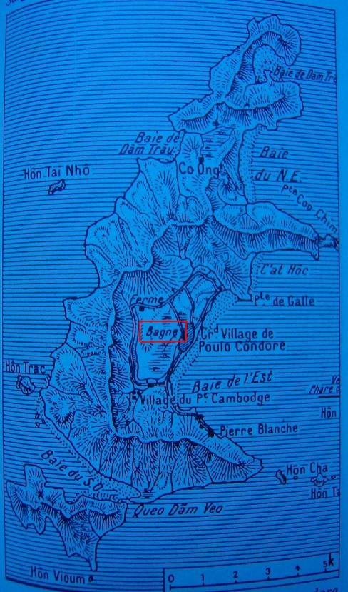 Bagnes et Camps d'internement / déportation découverts avec Google Earth Captur14