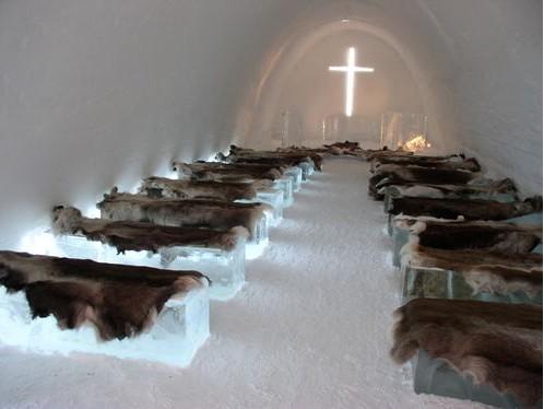 Hôtels de glace Cham11
