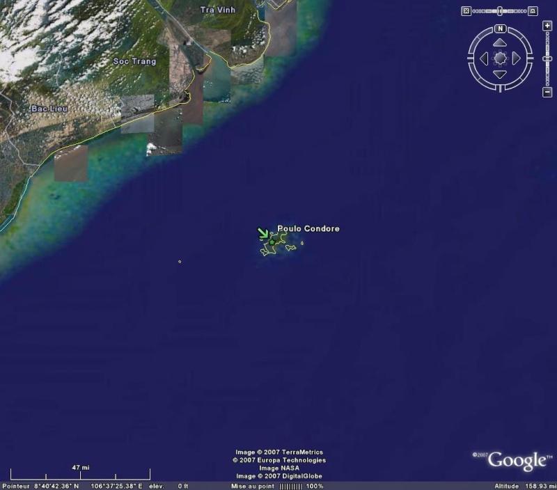 Bagnes et Camps d'internement / déportation découverts avec Google Earth P_cond10