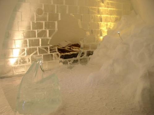Hôtels de glace Trois10