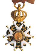 VASSEROT (Louis) - Général de brigade - Champlay - YONNE Comman10