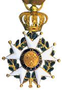 CHASTELLUX (de) (Alfred) Capitaine - Lucy-le- bois (YONNE) Legion38