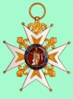 LECLERC D'OSTEIN DE LAFAGE (François) Colonel Saint-18