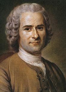 Jean-Jacques Rousseau A245
