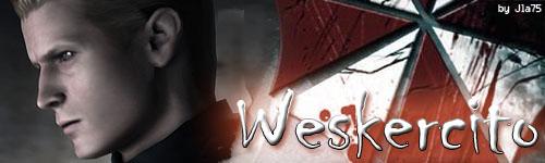 Una firma Wesker10