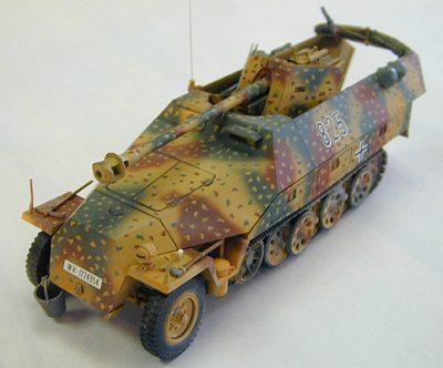 Les chasseurs de char: différences de concepts - Page 2 Model210