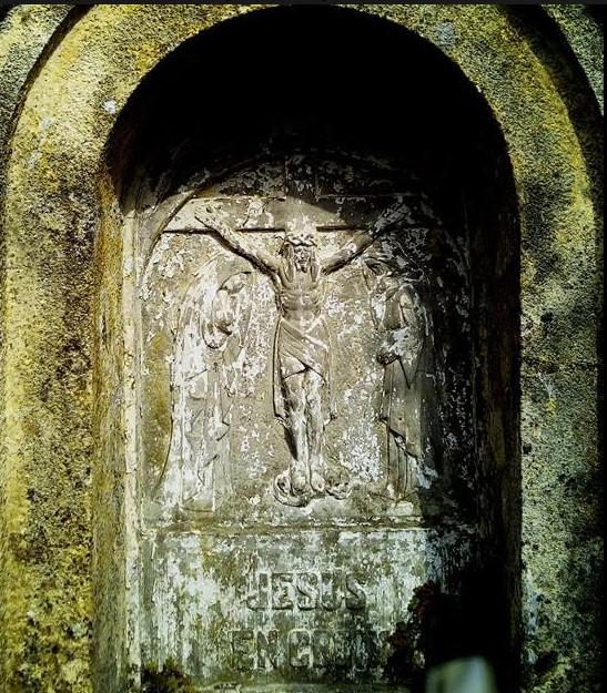 LA VIERGE MARIE A BOUXIERES AUX DAMES AU NORD DE NANCY EN LORRAINE-BERCEAU CAROLINGIENS-CAPETIENS après le FRANKENBOURG - Page 8 Chemin10