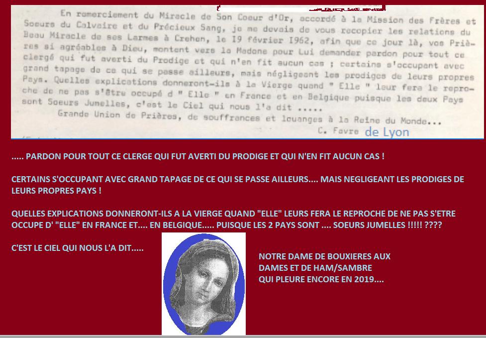 LA VIERGE MARIE A BOUXIERES AUX DAMES AU NORD DE NANCY EN LORRAINE-BERCEAU CAROLINGIENS-CAPETIENS après le FRANKENBOURG - Page 8 Ham_et11