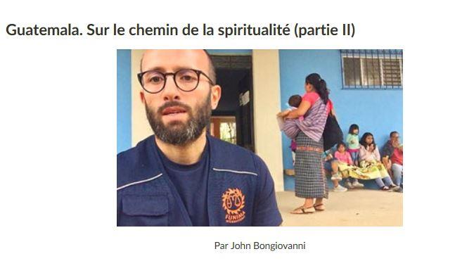 GIORGIO BONGIOVANNI.... UN HOMME PAS COMME LES AUTRES... AU SERVICE DE JESUS ET MARIE - Page 37 Jhon10