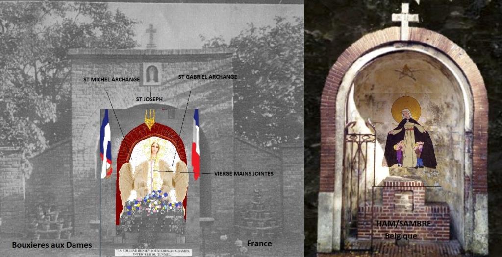 LA VIERGE MARIE A BOUXIERES AUX DAMES AU NORD DE NANCY EN LORRAINE-BERCEAU CAROLINGIENS-CAPETIENS après le FRANKENBOURG - Page 8 Les_pa10