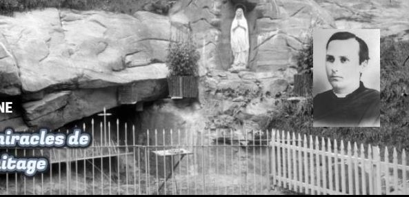 DU BIENHEUREUX FRERE ARNOULD.... A FRERE ANDRE, Saint. - Page 2 Miracl10