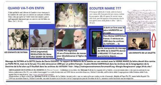 GIORGIO BONGIOVANNI.... UN HOMME PAS COMME LES AUTRES... AU SERVICE DE JESUS ET MARIE - Page 37 Montag12