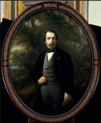SI IMPORTANTES APPARITIONS MARIALES AU FRANKENBOURG  ! - ALSACE - 1872.1877 Napole10