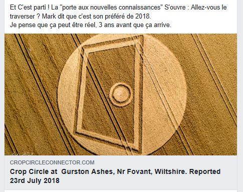 LES CROP CIRCLES............... QUELLE AVENTURE !!! - Page 11 Porte10