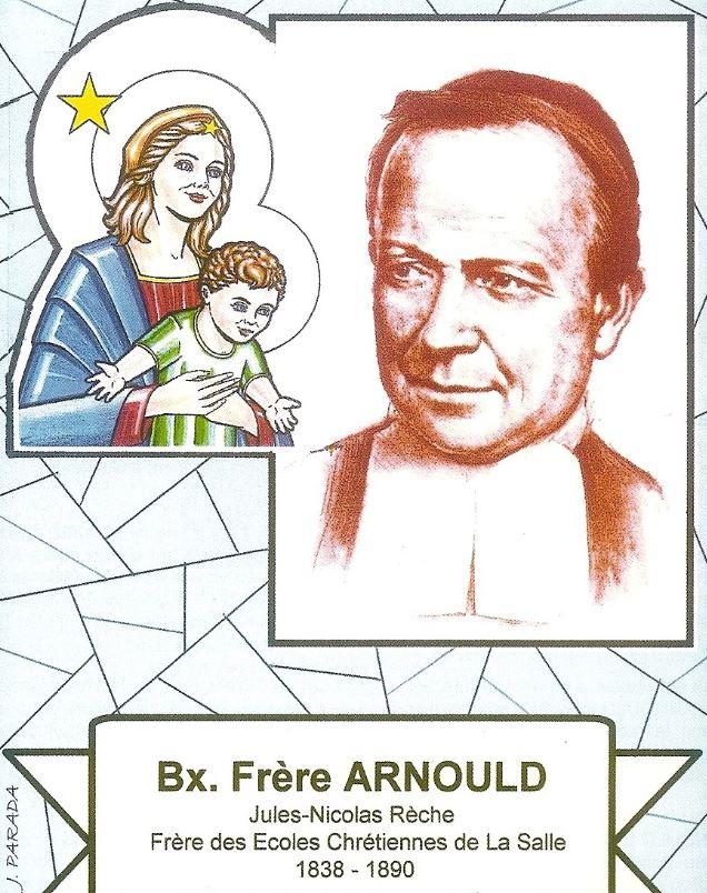 DU BIENHEUREUX FRERE ARNOULD.... A FRERE ANDRE, Saint. - Page 2 Reche10