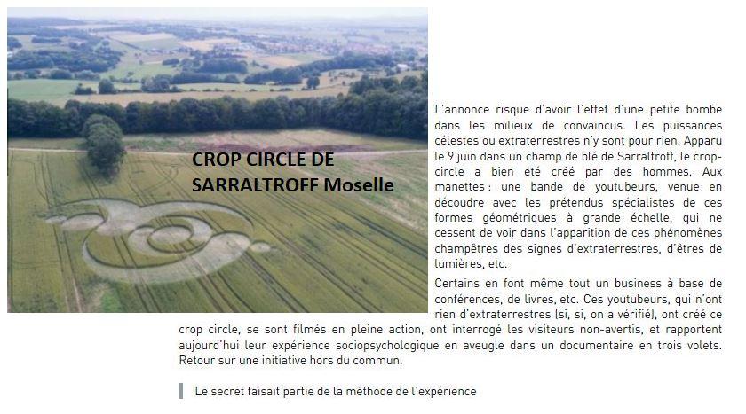 LES CROP CIRCLES............... QUELLE AVENTURE !!! - Page 11 Sal10