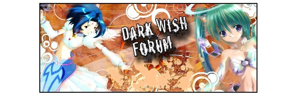Dark Wish OT