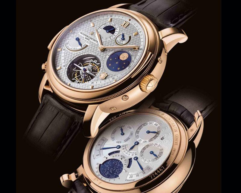 Ces montres hors de portée qui vous font rêver .... Vacher10