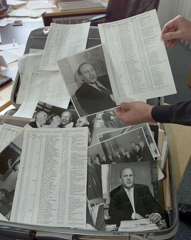 La secretaria de Oskar Schindler emigra a Israel 11965810