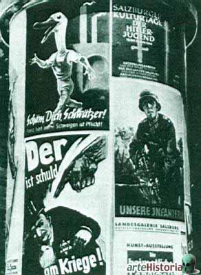 La lógica propagandista de Hitler Afp14710