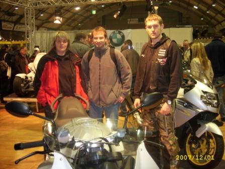 Motorradweihnachtsmarkt in Neumünster (Schleswig-Holstein) 3von410