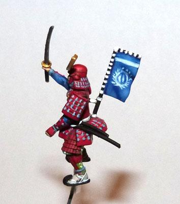 DATE Masamune (1567-1636) & Fils Cavali13