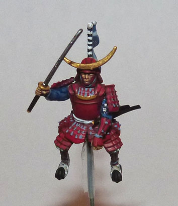 DATE Masamune (1567-1636) & Fils Cavali14