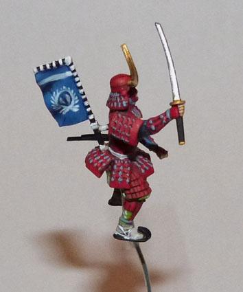 DATE Masamune (1567-1636) & Fils Cavali15