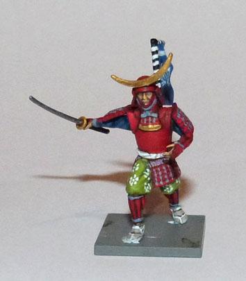 DATE Masamune (1567-1636) & Fils Samura11
