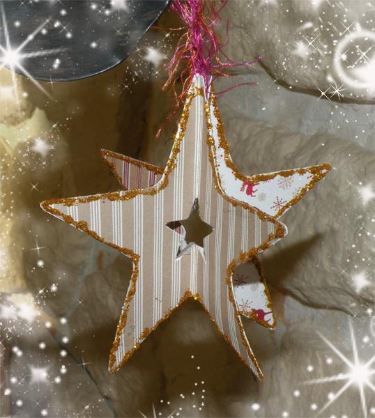Calendrier de l'avent : mercredi 9 décembre Etoile11