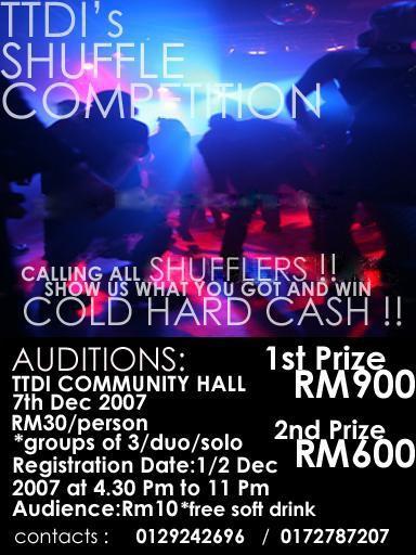 [TTDI] Shuffle Competition at TTDI Community Hall, 7 Dec 07 L_d29810