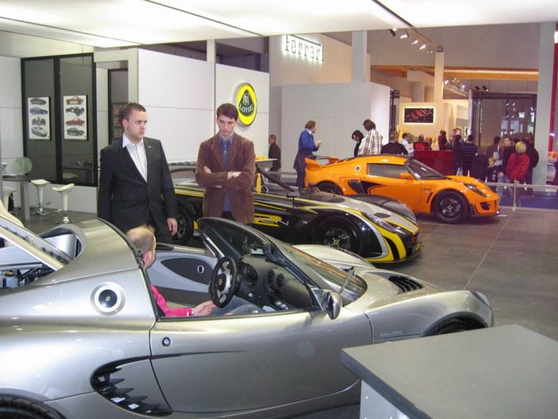 Salon de l'auto de Bruxelles Salon_26
