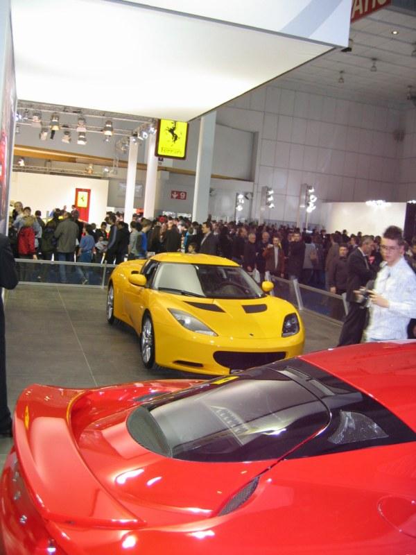 Salon de l'auto de Bruxelles Salon_27
