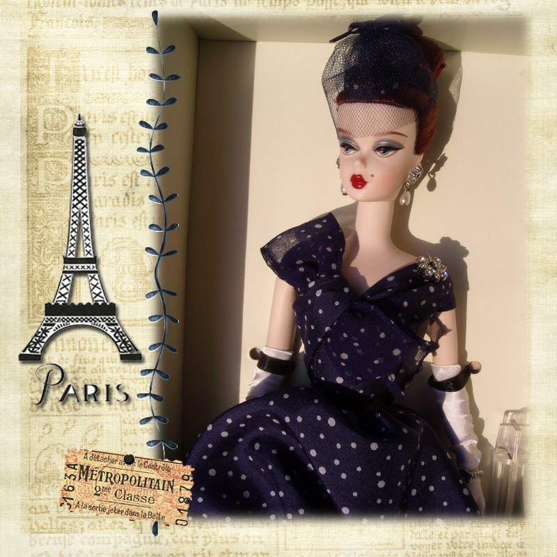 Pretty Parisienne 2009 Papier12