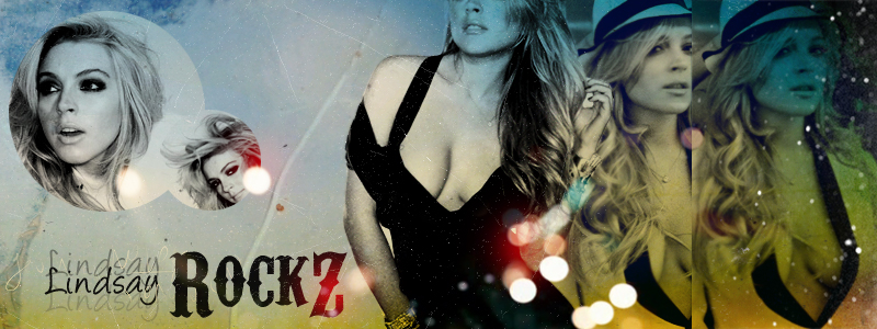 Lindsay Lohan Rockz