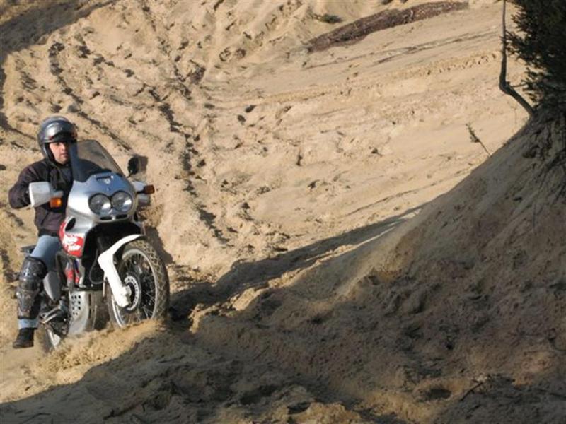 [b]Tentar vencer a areia.[/b] Ivo10