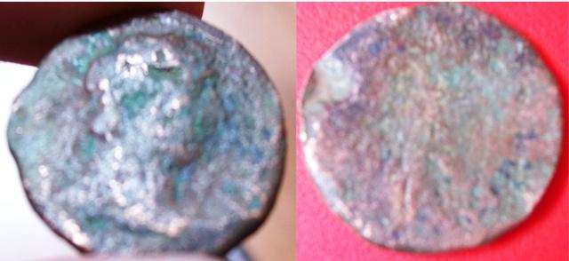 As de Trajano y As de Emerita Moneda10