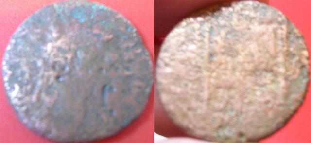 As de Trajano y As de Emerita Moneda11