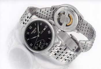 montre mécanique a remontage manuel avec reserve de marche Tissot10