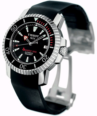 Tissot Seastar 1000, est-elle une bonne montre.? Z12910