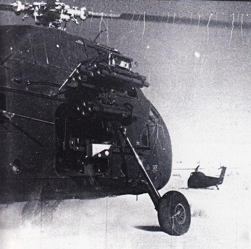 BRUNET Félix aviateur - a sa place avec les paras pour avoir facilités la vie des Paras en AFN - initiateur du H34 Mammouth. Mammou10