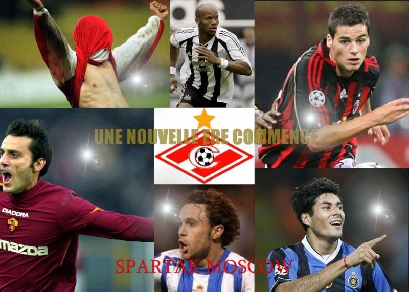 FK Spartak Moscow ~~> Zerch Montag14