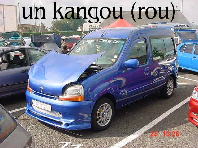 KANGOU DE BRUNO Kangou11