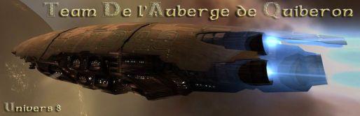 Team de l'Auberge de Quiberon dans l'univers 8